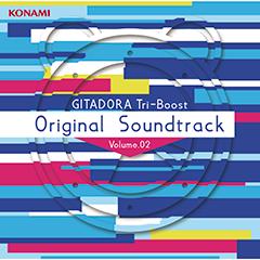 GITADORA Tri-Boost Original Soundtrack Volume.02